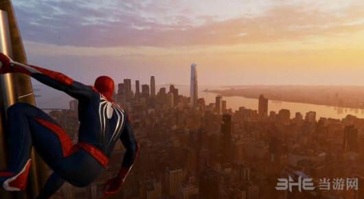 蜘蛛侠游戏截图3