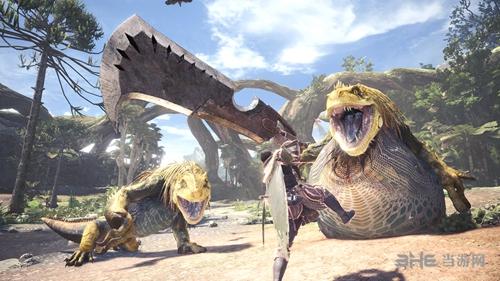 怪物猎人世界游戏图片10