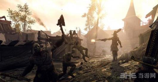 战锤:末世鼠疫2新DLC截图1