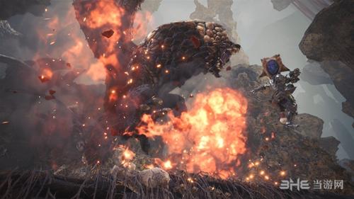 怪物猎人世界游戏图片