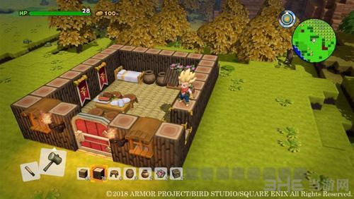 勇者斗恶龙:建造者2游戏画面2