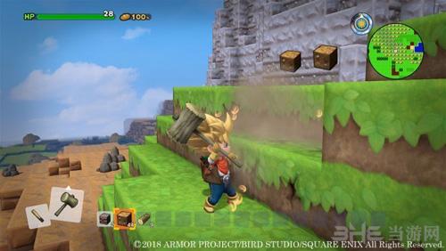 勇者斗恶龙:建造者2游戏画面1