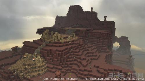 勇者斗恶龙:建造者2游戏画面3