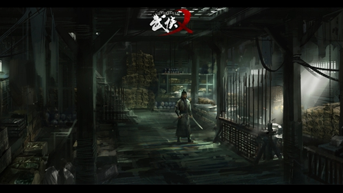 武侠�V游戏壁纸5