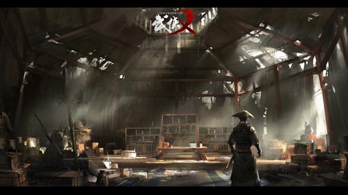 武侠�V游戏壁纸6