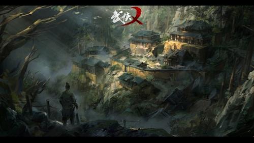 武侠�V游戏壁纸7