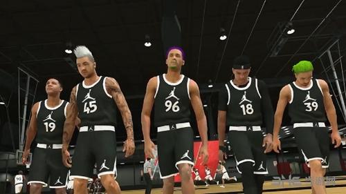 NBA2K19截图5