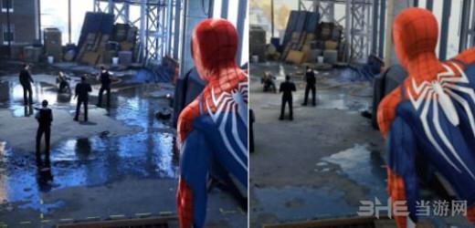 蜘蛛侠游戏截图2