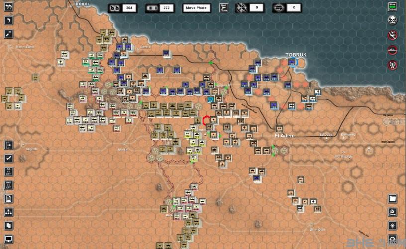 沙漠战争1940-1942截图2