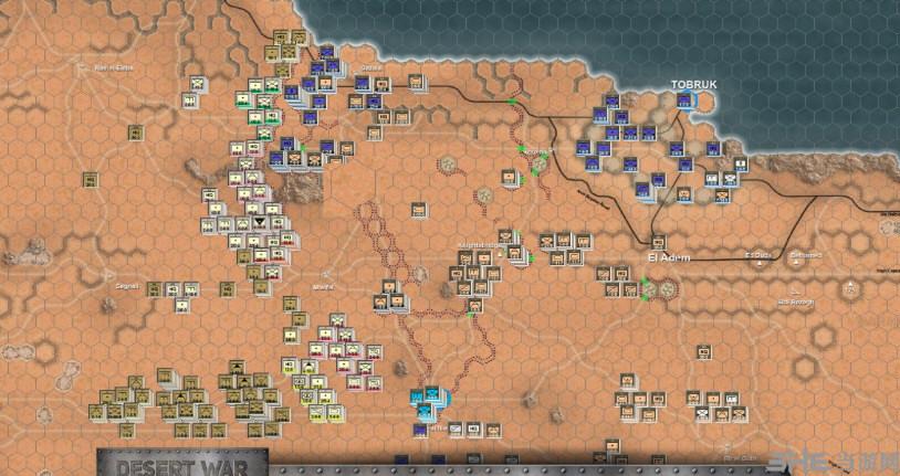 沙漠战争1940-1942截图3