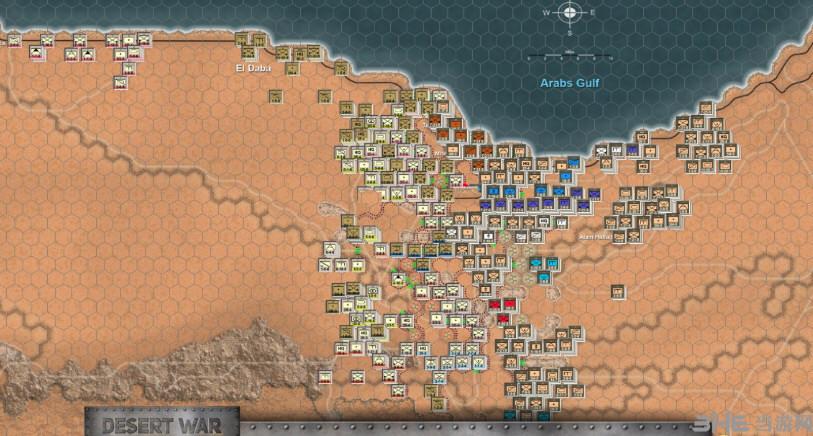 沙漠战争1940-1942截图4