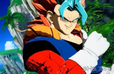 龙珠斗士Z悟吉特超级赛亚人4MOD截图0
