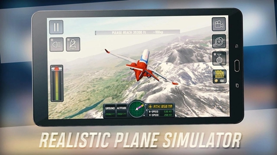 飞行模拟2018破解版截图4