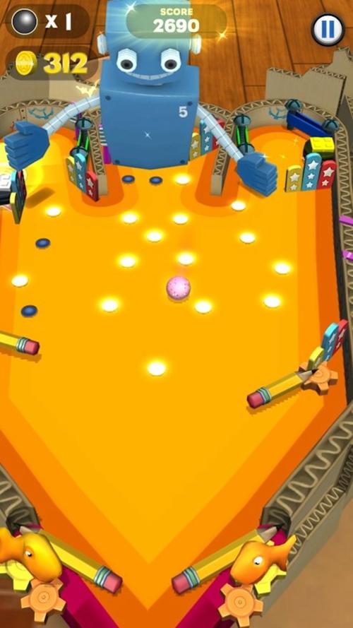 金鱼弹球爆炸截图4