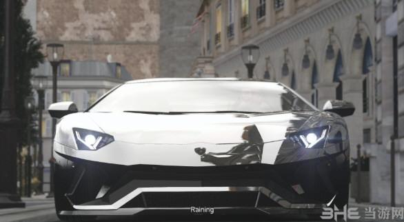 侠盗猎车手4 2018款兰博基尼AventadorS跑车MOD截图8