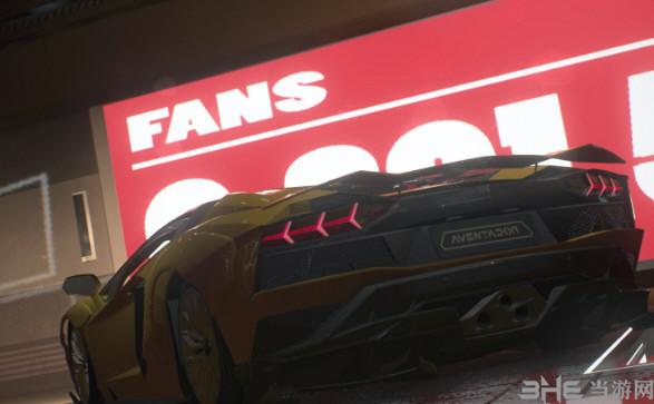 侠盗猎车手4 2018款兰博基尼AventadorS跑车MOD截图7