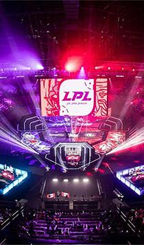 LOL洲际赛夺冠现场 LPL不负众望又?#26538;?#20891;
