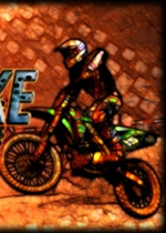 ��狂越野�(Dirt Bike Insanity)PC硬�P版
