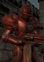 地�z�T士(Hell Knights)PC硬�P版