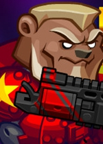 ���的���熊�U里斯(BORIS the Mutant Bear with a Gun)PC硬�P版