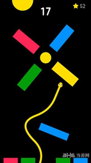 色彩蛇行截图1