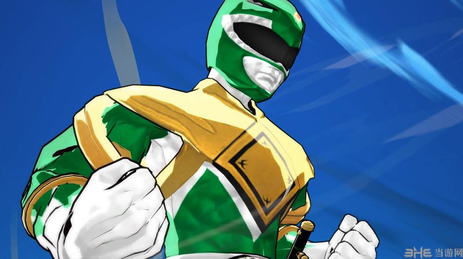 龙珠斗士Z百兽战队牙吠绿MOD截图0