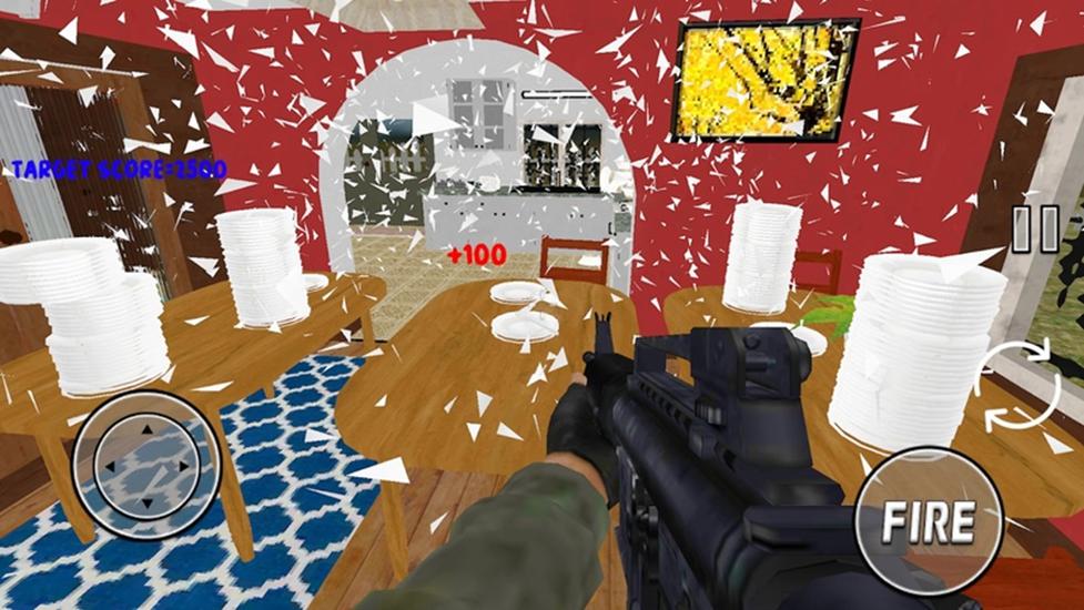 摧毁房子截图2