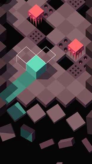 滚动的方块截图2