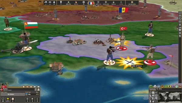 创造历史:伟大战争截图5