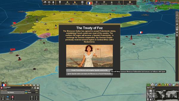 创造历史:伟大战争截图2
