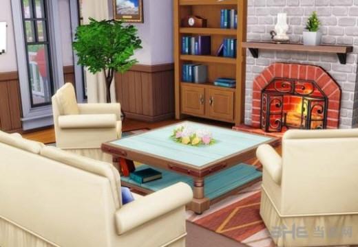 模拟人生4浪漫的角落别墅MOD截图2