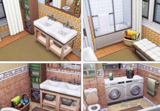 模拟人生4浪漫的角落别墅MOD截图3