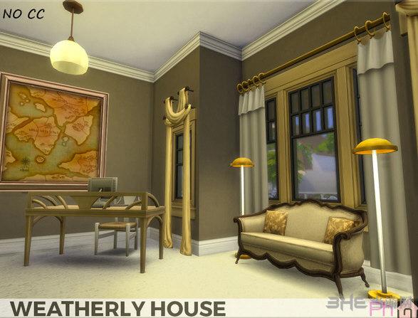 模拟人生4韦瑟利家庭住宅MOD截图1