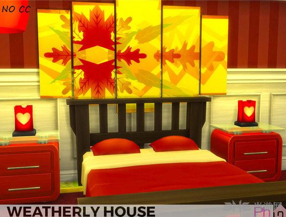 模拟人生4韦瑟利家庭住宅MOD截图2