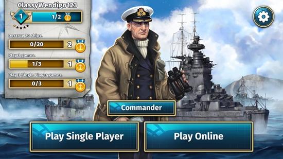 战舰:正式破解版截图1