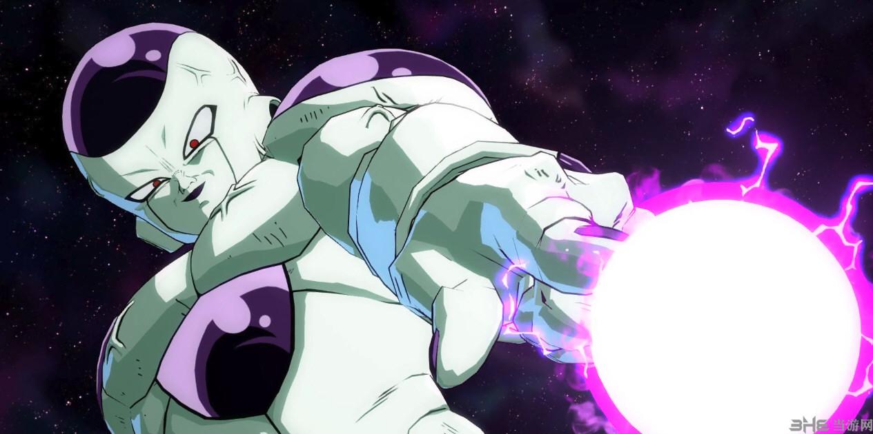 龙珠斗士Z第四形态弗利沙MOD截图0