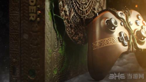 古墓丽影游戏主机宣传片视频截图6