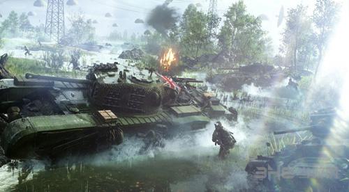 战地5游戏视频截图