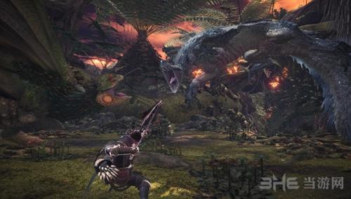 怪物猎人世界事件任务游戏截图1