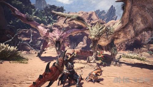 怪物猎人世界事件任务游戏截图2