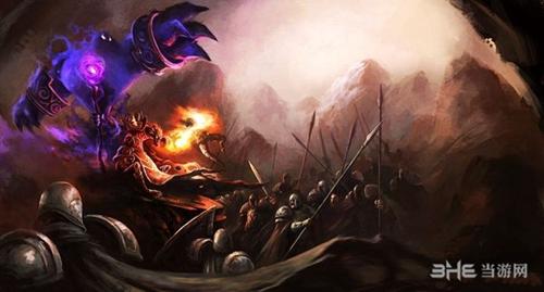 魔兽世界术士游戏图片1