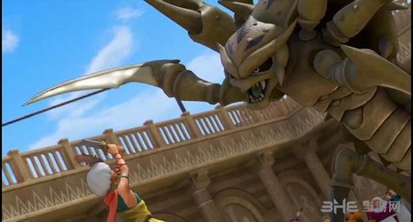 勇者斗恶龙11游戏截图10
