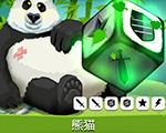 骰子猎人熊猫图片