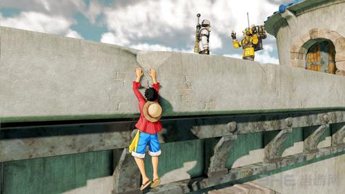 海贼王寻秘世界游戏截图3