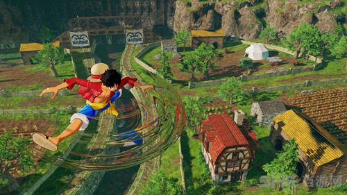 海贼王寻秘世界游戏截图5