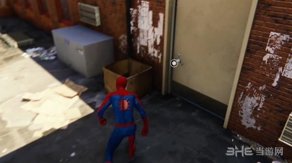 漫威蜘蛛侠游戏截图2
