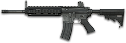 M4A1自动步枪