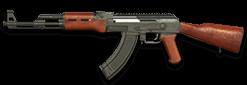AK47自动步枪