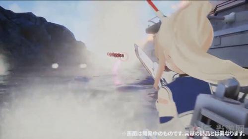 碧蓝航线视频画面4