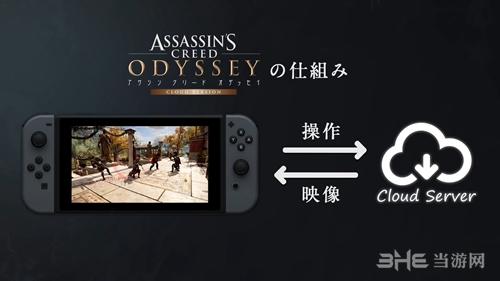 Switch版刺客信条奥德赛2